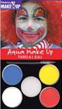 Описание: Набор красок Клоун (4 цвета)