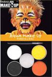 Описание: Набор красок Тигр (4 цвета)